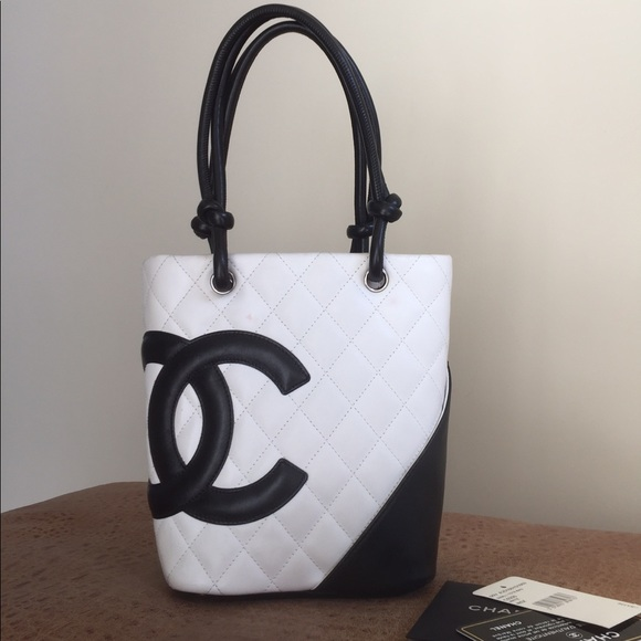 a05edd01ddc3 CHANEL Handbags - Chanel Cambon Quilted Tote Bag, sz Small